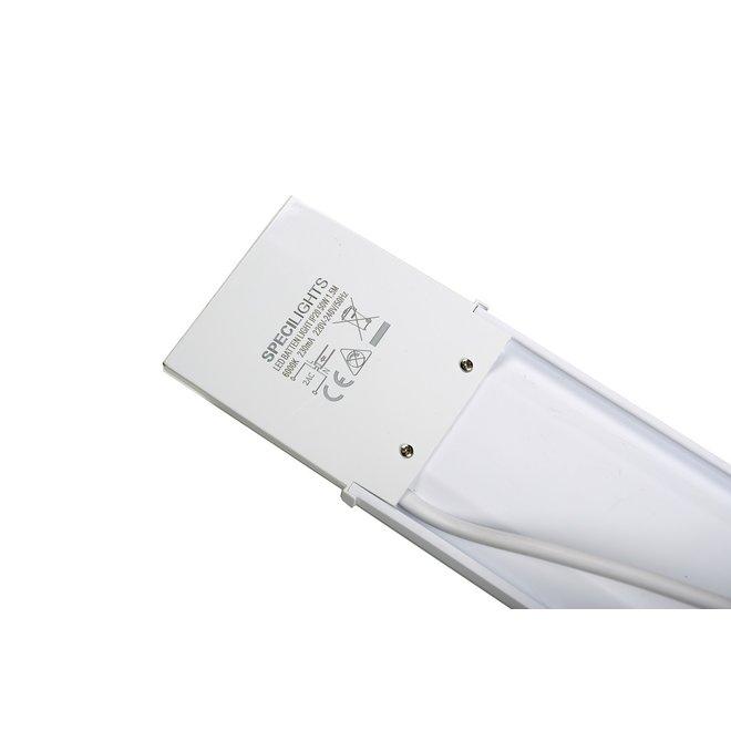 Premium LED Batten Armatuur 120cm 40W 4000K/6000K met Bevestigingsmateriaal - 120 Lumen/Watt