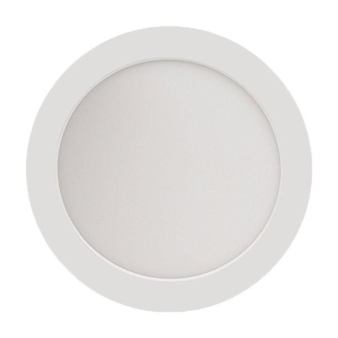 LED Downlight 18W - Verstelbare klemveren - Zaaggat 65-210MM - CCT - opbouw/inbouw