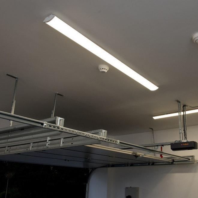 LED Batten Armatuur 180cm 60W 4000K/6000K met Bevestigingsmateriaal
