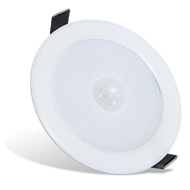 LED Slim Downlight 24W met ingebouwde sensor