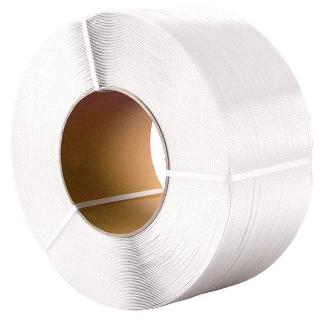 Omsnoeringsband PP 5,0 x 0,47 mm x 8000 m K200 wit