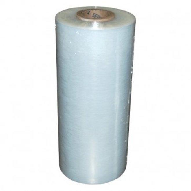 Machinewikkelfolie 150% rek 500 mm x 20 my x 1576 m transparant