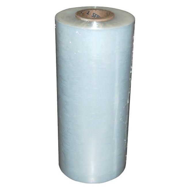 Machinewikkelfolie 280% rek 500 mm x 17 my x 2100 m transparant