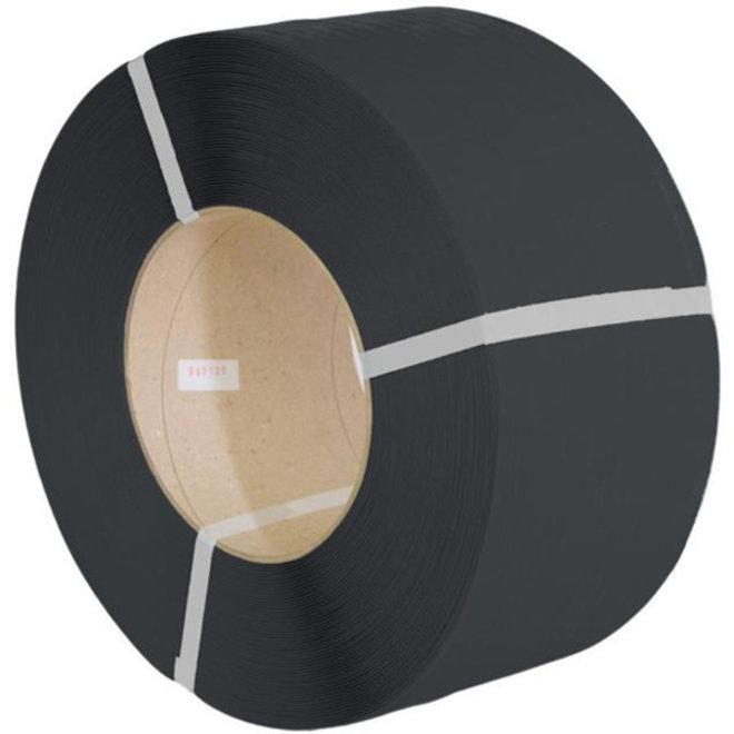 Omsnoeringsband PP 16,0 x 0,65 mm x 2000 m K406 zwart