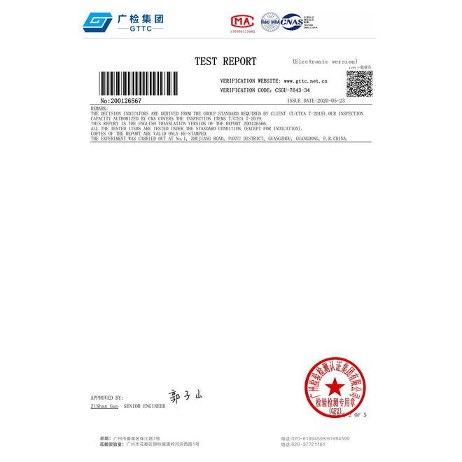 3-laags mondkapjes Type I - Gesealde dispenserdoos - 50 stuks - Conform NEN-EN 149:2001+A1:2009 - Met CE Keurmerk