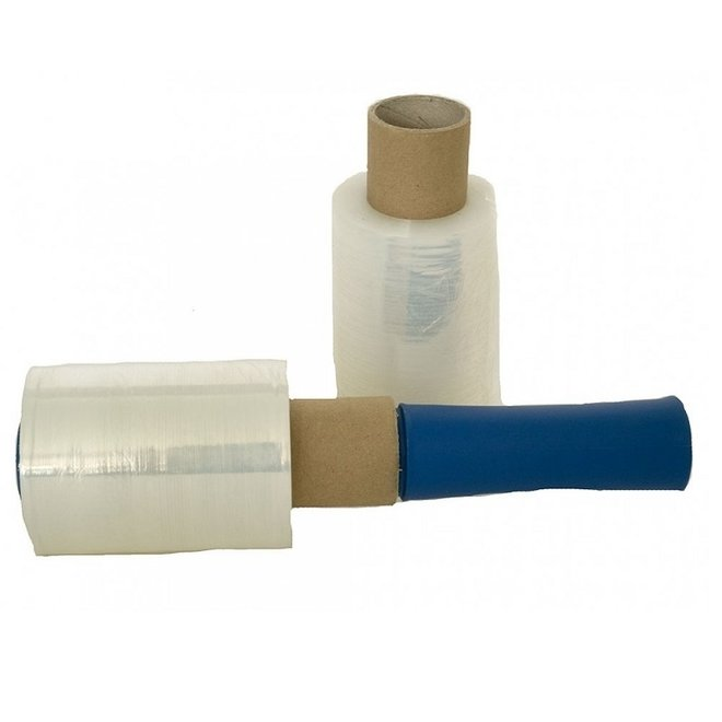Mini stretchfolie dispenser - Bundelfoliedispenser - Voor 10 cm handwikkelfolie
