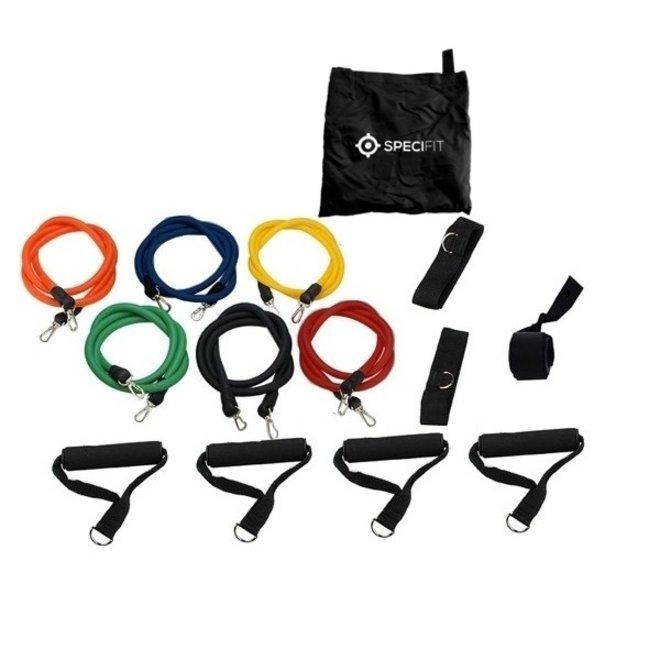 Fitness Elastiek Set XL