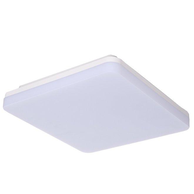 LED Plafondlamp Vierkant - CCT Instelbare lichtkleur - Instelbaar wattage 24W / 18W / 15W