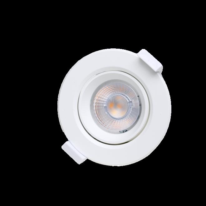 LED Downlight Spot Kantelbaar 7W