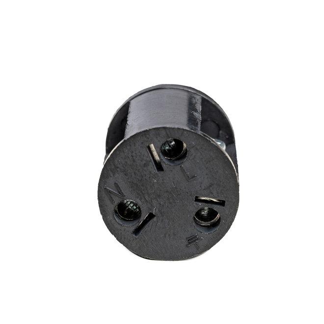 Waterdichte IP68 Kabelverbinder 3-aderig