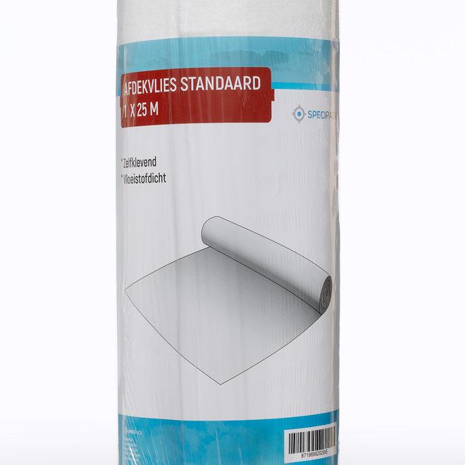 Afdekvlies Standaard 1 m x 25 m - Zelfklevend en Vloeistofdicht