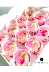 Budget box for 12 cupcakes (per 25 pcs)