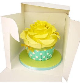 Tall cake box - 28x28x25 (50 pcs.)