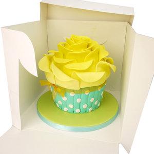 Tall cake box - 28x28x25 (50 pcs.)