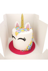 Tall cake box - 30x30x28 (per 50 pieces)