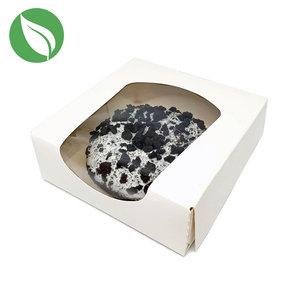 Biologisch wit doosje voor 1 donut (250 st.)