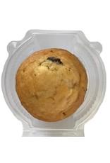 Transparante doos voor 1 cupcake - extra hoog (per 480 stuks)