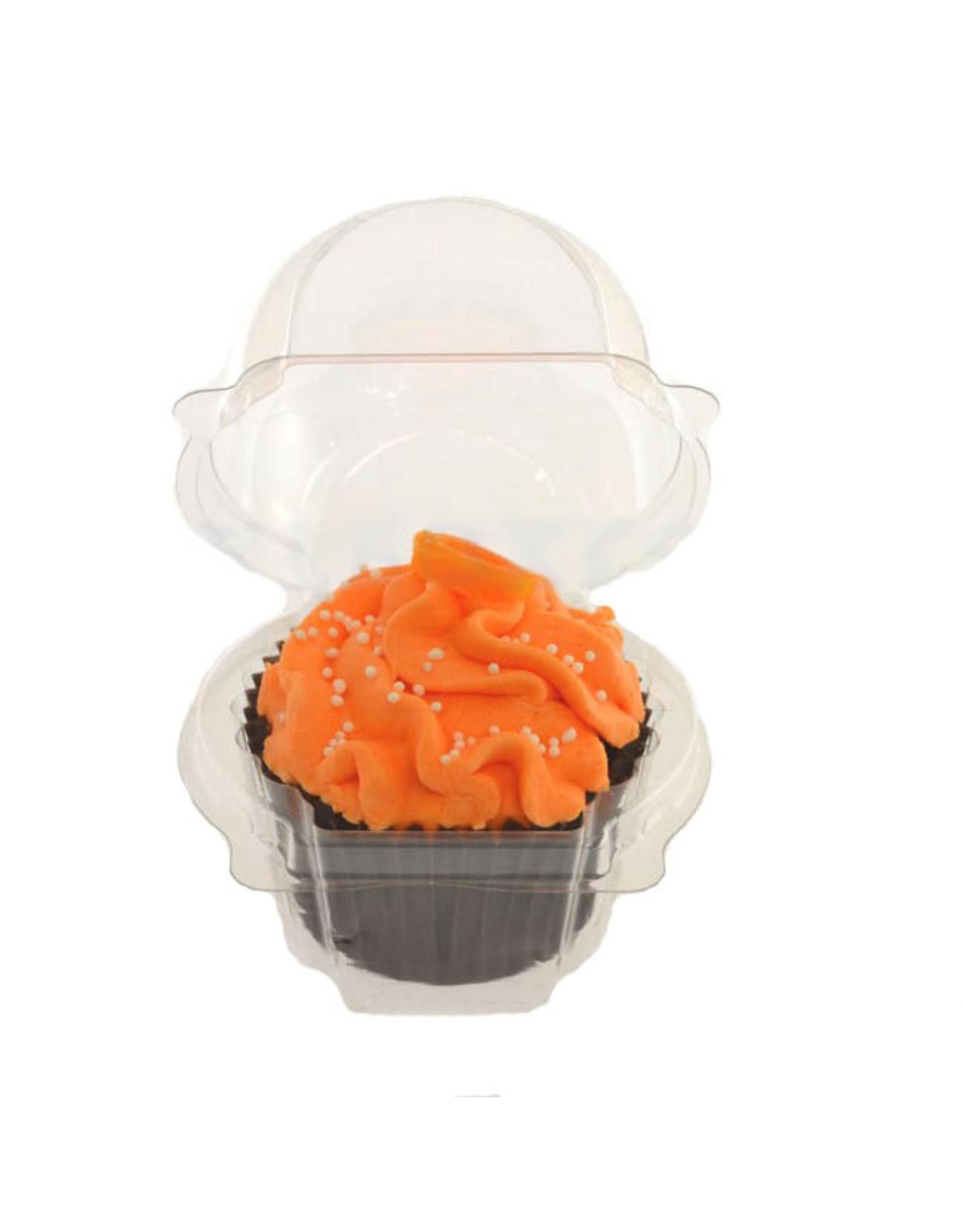 Transparent box for 1 cupcake (per 1260 pieces)