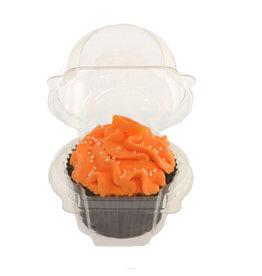 Transparante doos voor 1 cupcake (1260 st.)