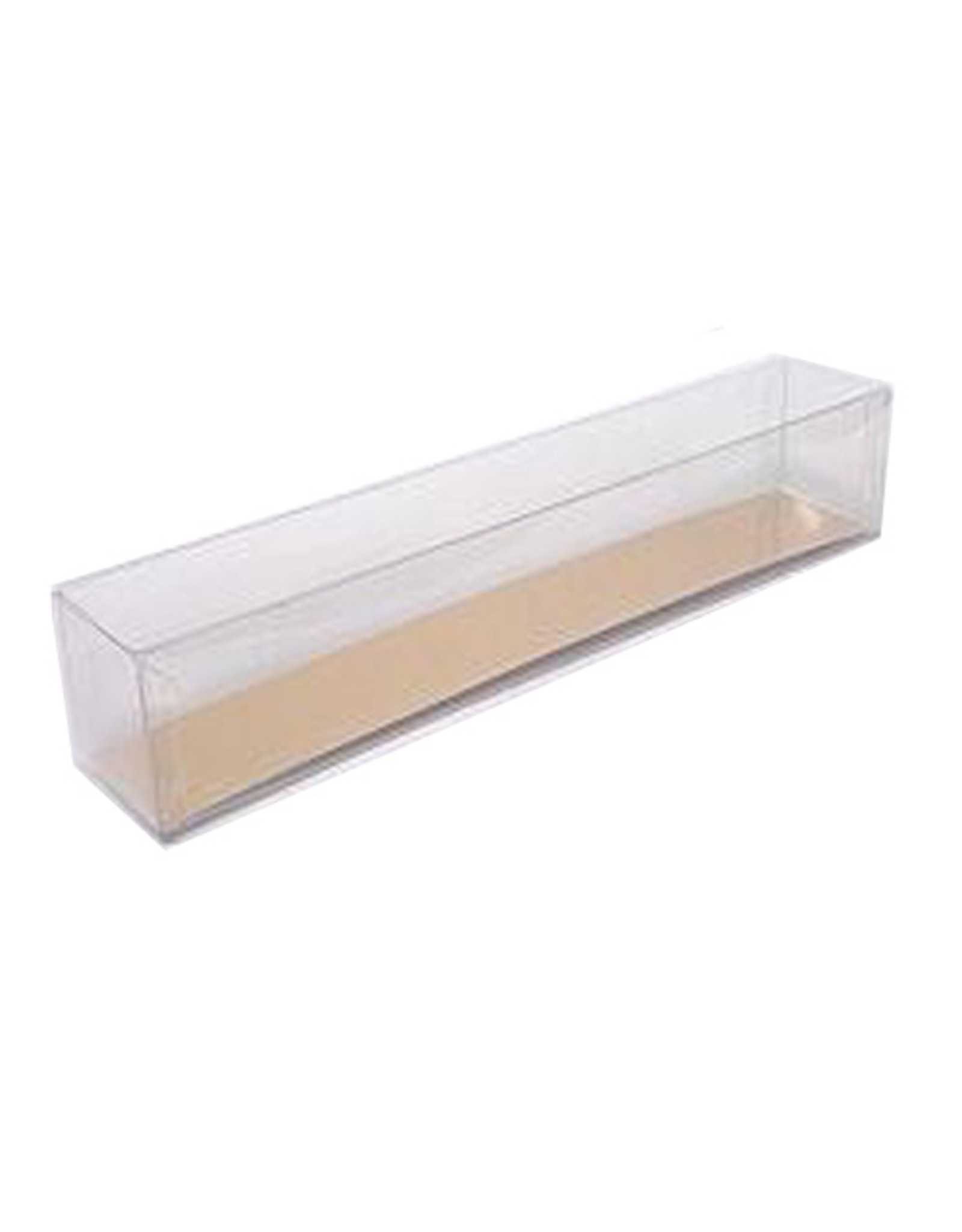Transparent bar in multiple sizes (per 100 pieces)