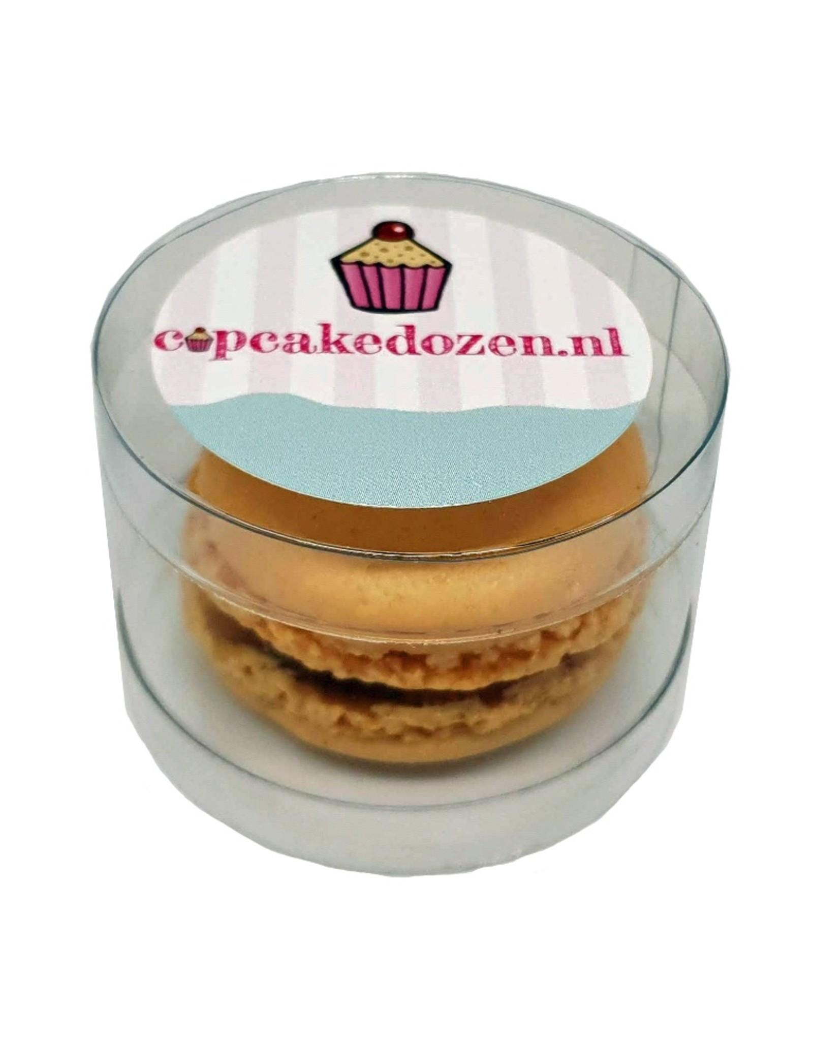 Koker voor 1 macaron (100 stuks)