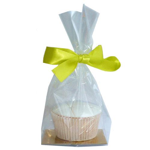 Zakje met gouden bodem voor cupcakes & cookies (250 stuks)