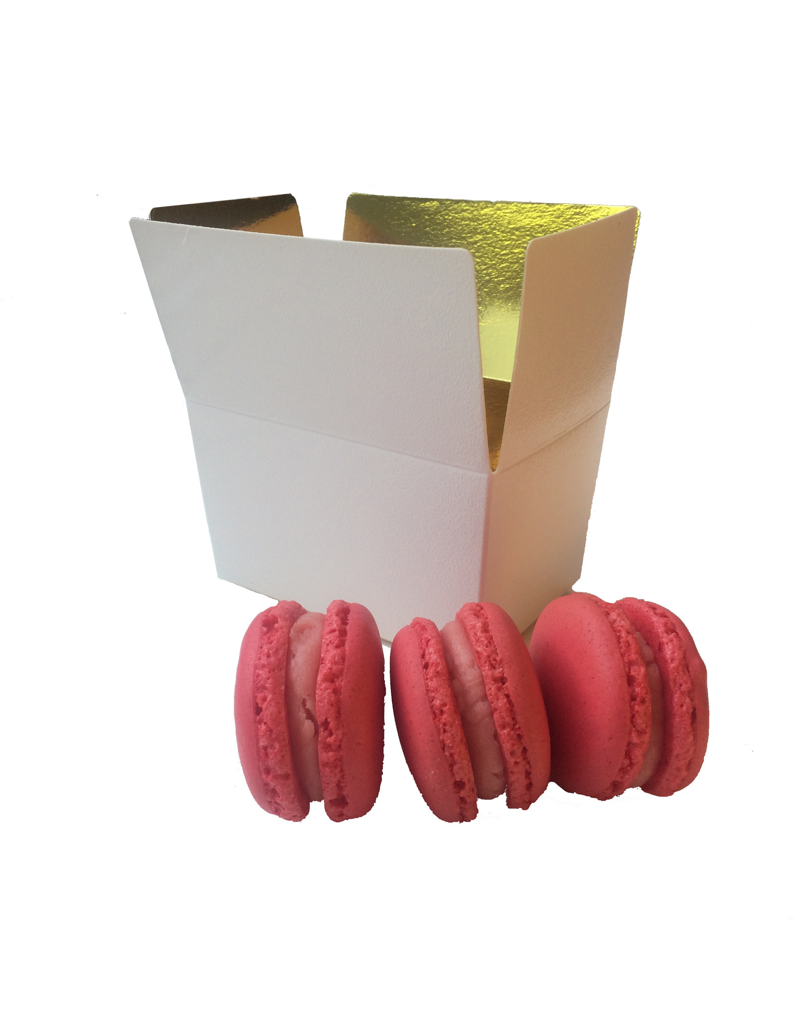 Box for 3 macarons (per 50 pieces)