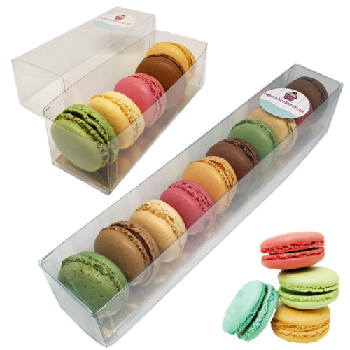 Boxes for macarons (100 pcs.)
