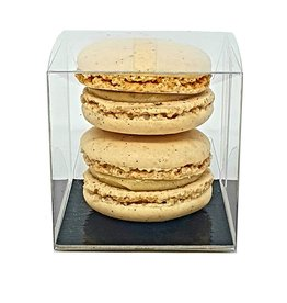 Box for 2 macarons (100 pcs.)