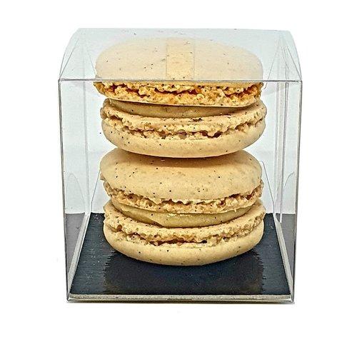 Box for 2 macarons (100 pcs.)
