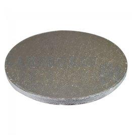Cakedrums Ø203 mm - zilver (per 5 stuks)