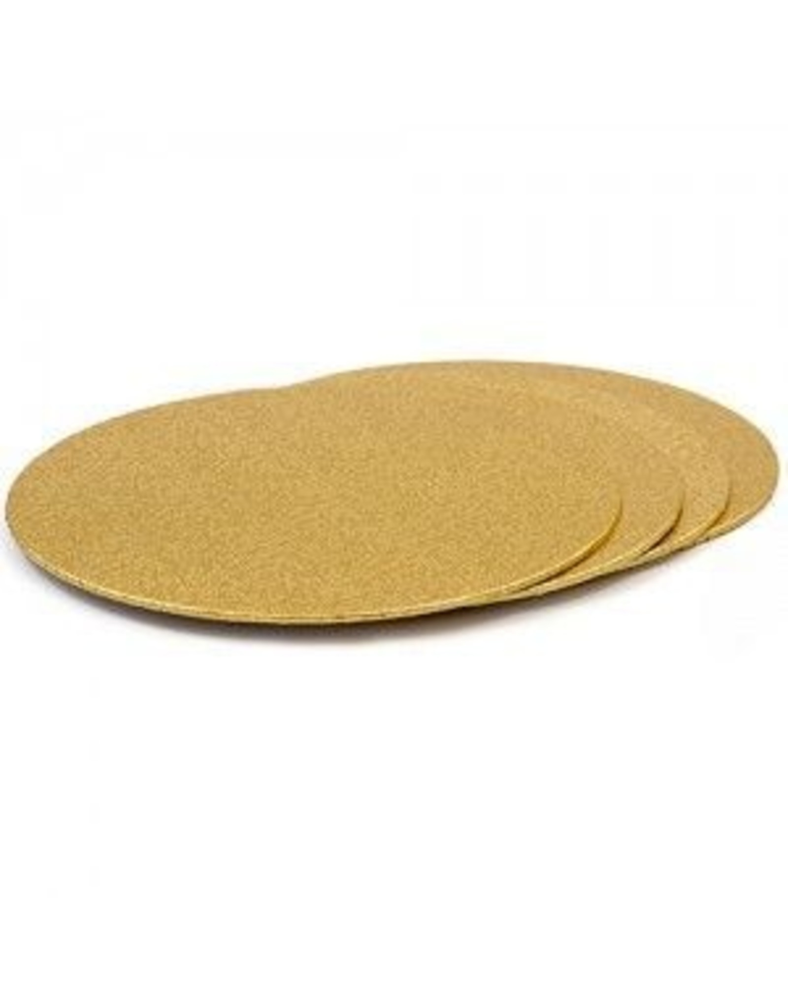 Cakeboards Ø203 mm - gold (per 10 pieces)