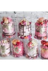 Custom made cake dome