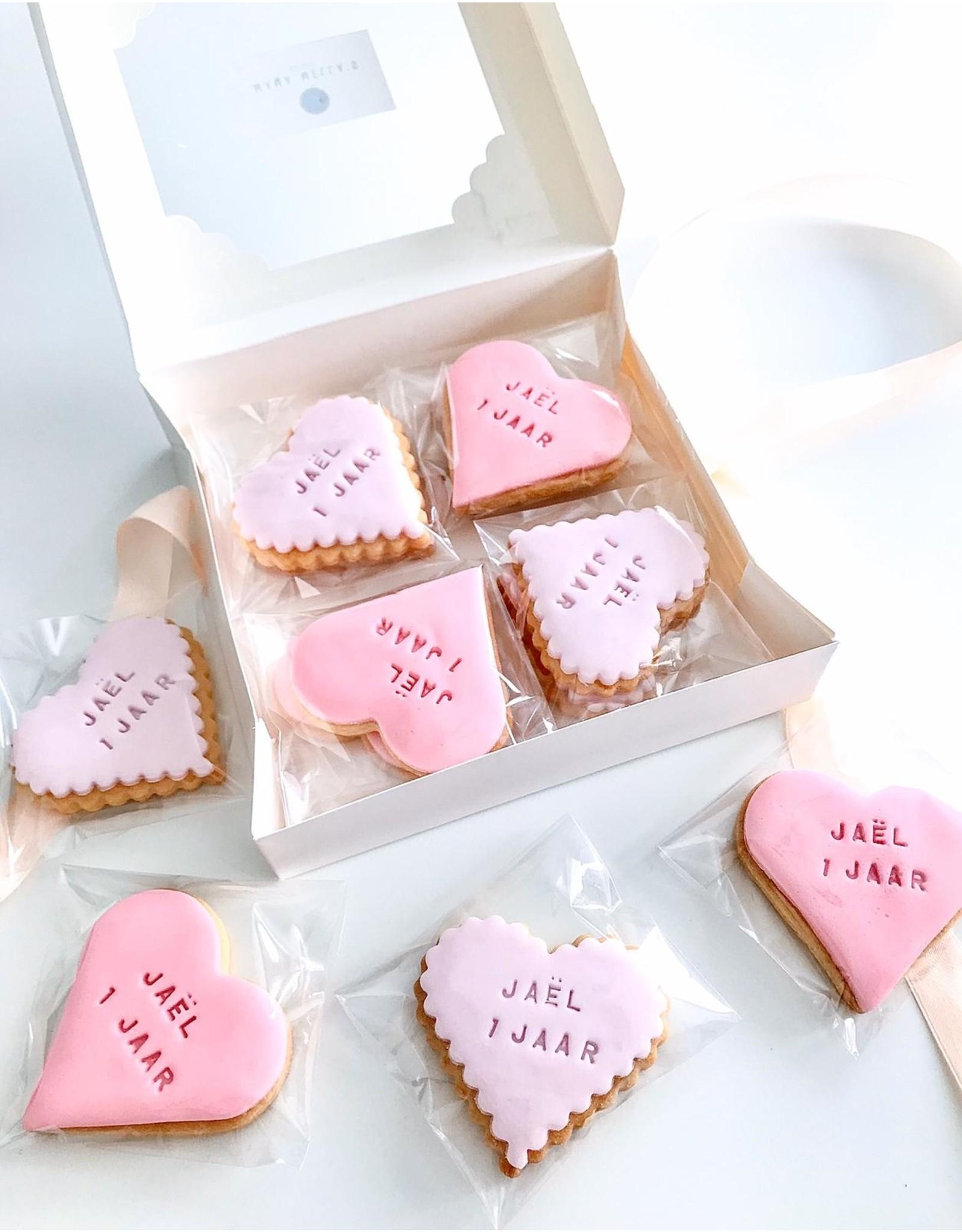De slimme sweets box (per 100 stuks)