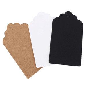 Tags rectangle 5x3 cm (100 pcs.)