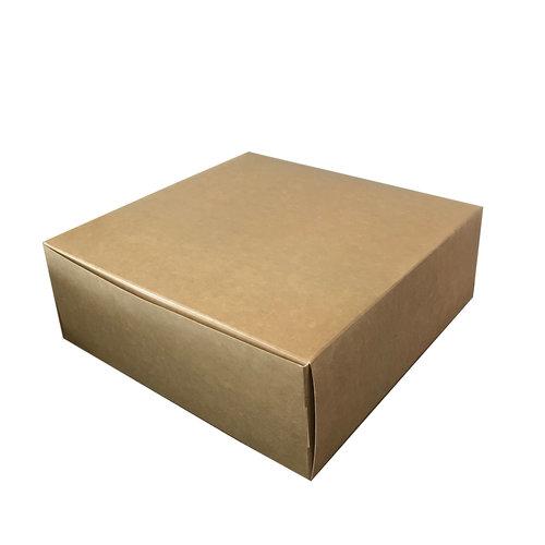 Sustainable cakebox (per 100 pieces)