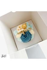 Voordelige doos voor 1 cupcake (per 10 stuks)