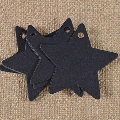 Labels sterren (per 50 stuks)