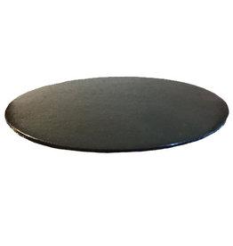 Cakeboards Ø203 mm - zwart (per 10 stuks)