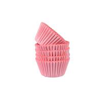 Pink mini baking cups (500 pcs.)
