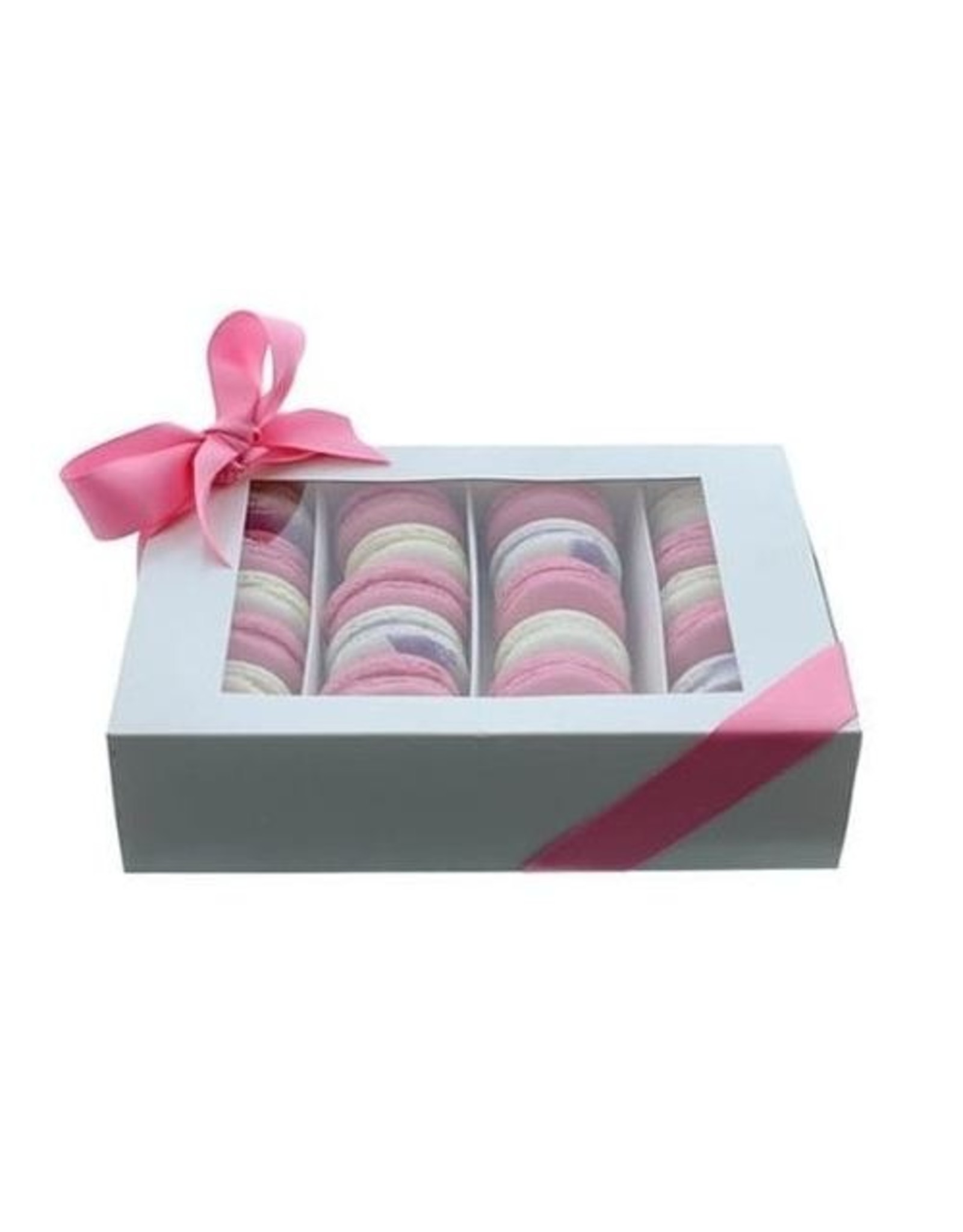 Box for 24 macarons (per 50 pieces)