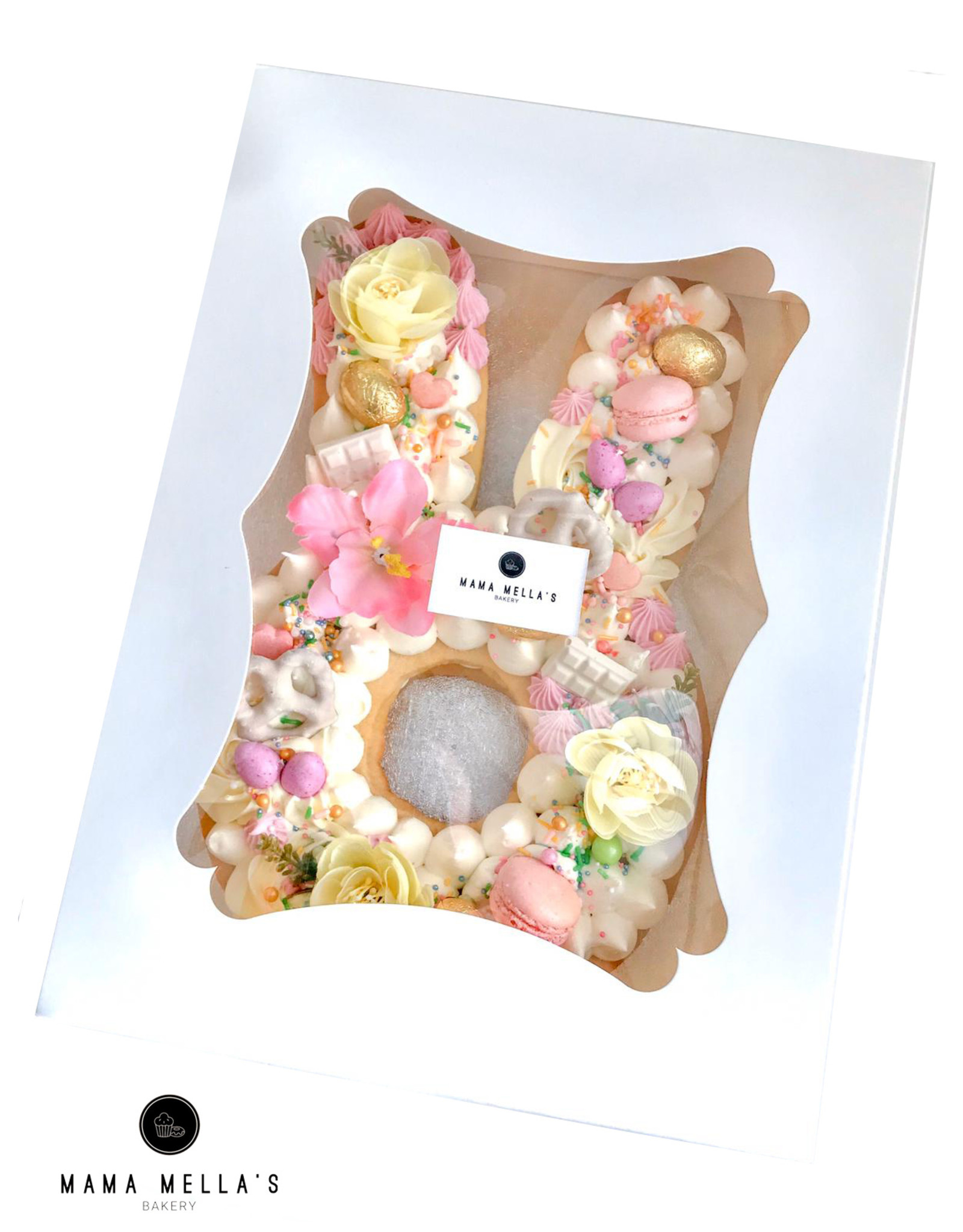Cakeboards for number cake 30 x 23 cm (10 pieces) - Copy