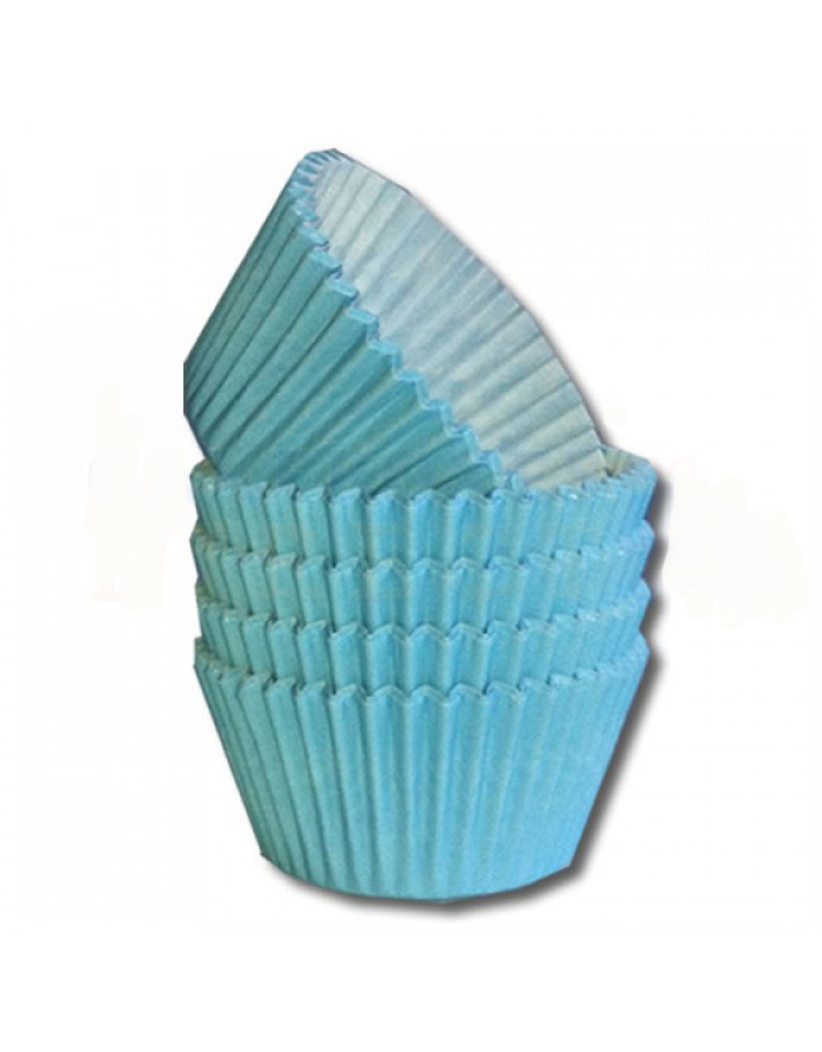 Baby blue baking cases (per 360 pieces)