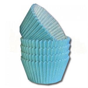 Baby blue baking cases (360 pcs.)
