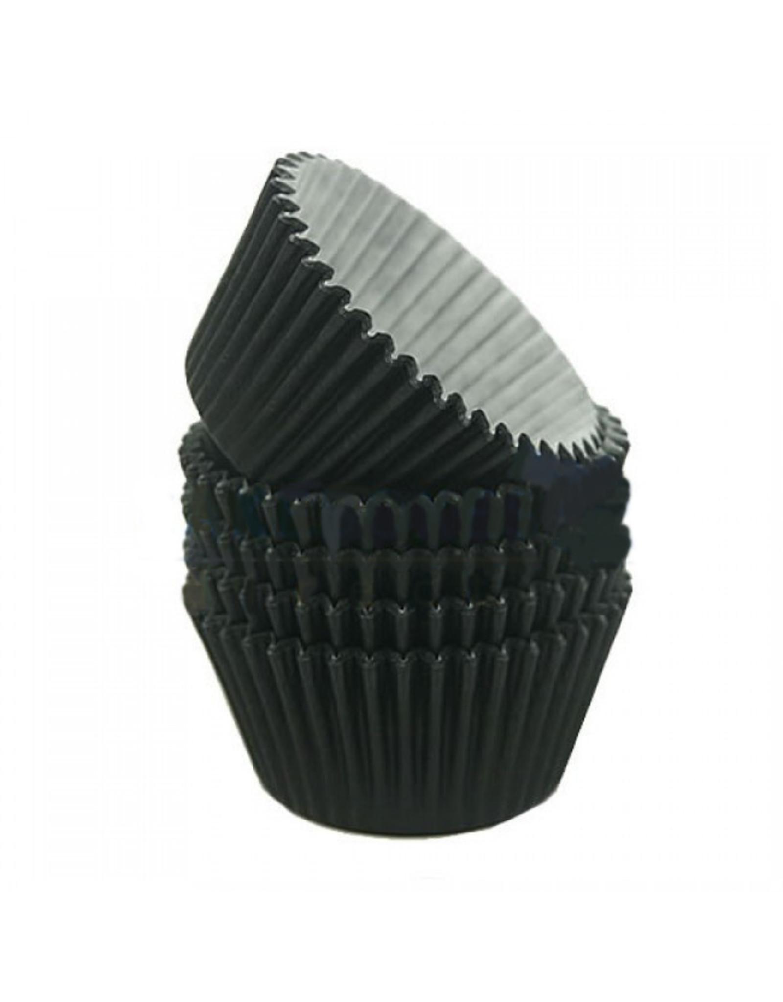 Black baking cases (per 360 pieces)