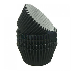 Black baking cases (360 pcs.)
