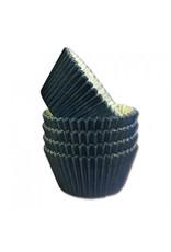 Navy baking cups (per 360 stuks)