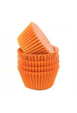 Oranje baking cups (per 360 stuks)