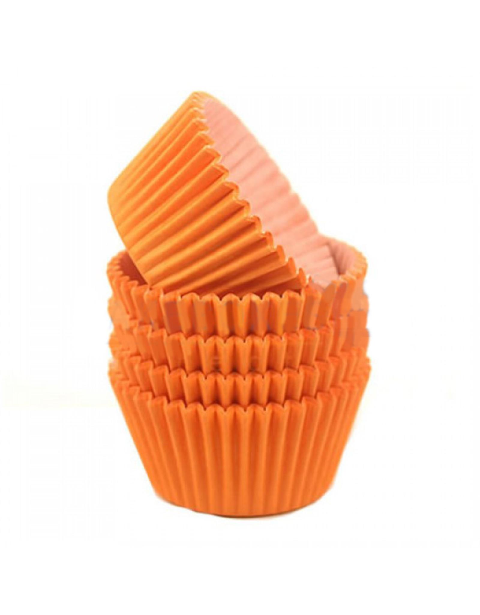 Orange baking cases (per 360 pieces)