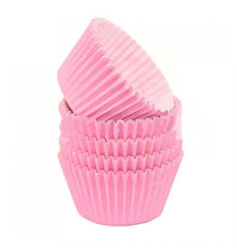 Roze baking cups (360 st.)